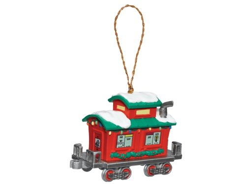 Basic Fun Trains - Monopoly Train Car Christmas Collectible Ornament