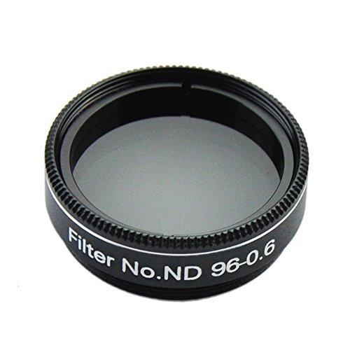 "Gosky 1.25"" Neutral Density Filter 13% Transmission ND96-0.6"