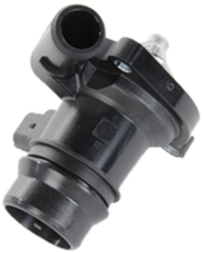 ACDelco 131-180 GM Original Equipment 217 Degrees Engine Coolant Thermostat with Water - Thermostat Inlet