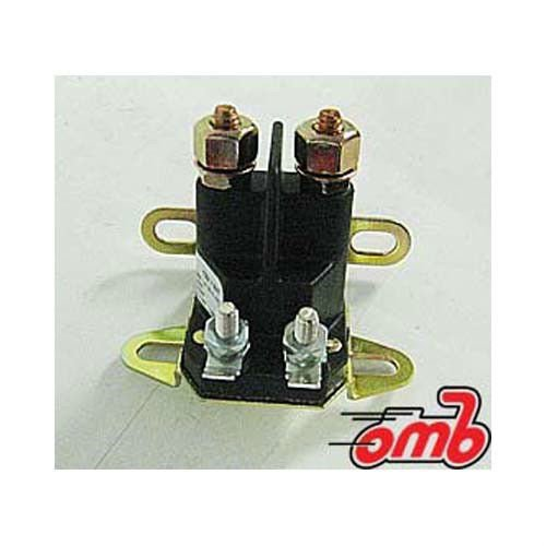 Solenoid Starter Universal 4 Pole 12V Replaces Ariens 355...