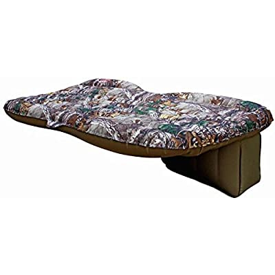 Pittman Outdoors AirBedz PPI CMO_TRKMAT Camo Inflatable Rear Seat Air Mattress for SUVs and Full-Size Trucks, 1 Pack: Automotive