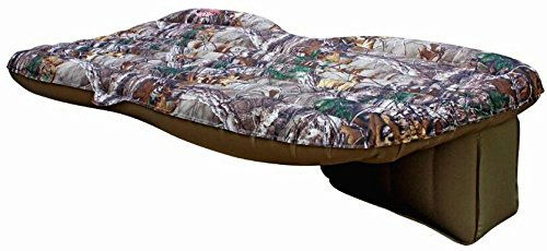 AirBedz PPI CMO_TRKMAT Camo Inflatable Rear Seat Air Mattress for SUVs and Full-Size Trucks