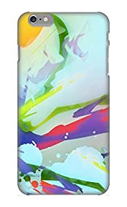 Appearance Snap-on Case Designed For Iphone 6 Plus- Abstract Artistic(best Gifts For Lovers)