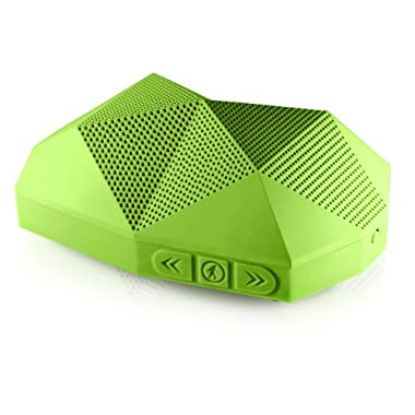 Outdoor Technology Turtle Shell Wireless Boom Box (Neon Green)