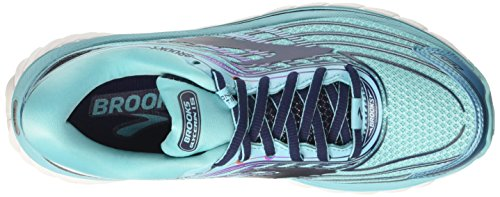 Brooks capri Zapatillas Mujer Glycerin Cactus Blue Gimnasia De Flower Azul evening Para 15 purple Ax6Awr8q
