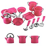 Liberty Imports Deluxe Pink Kitchen Gourmet