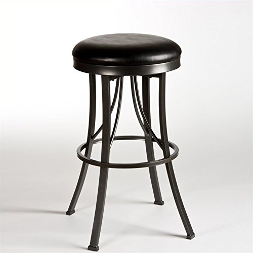 Hillsdale Furniture Backless Stool (26 in. Counter Height) For Sale