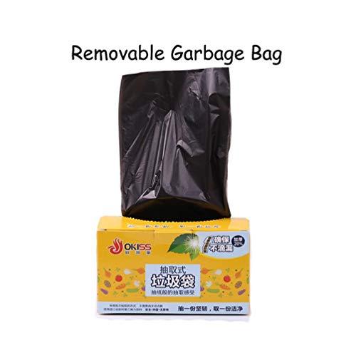 Auto Garbage Bag Biodagradable Wastebasket Dorm Trash Bags Garbage Bags Bulk Bio Degradable Trash Bags Garbage Bag Simple Garbage Bags Garbage Bags Holder 45l Trash Bags Bath Garbage Bags (Best Bag With Baths)