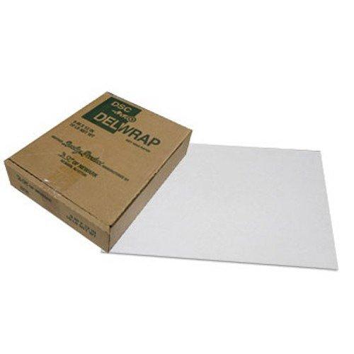 Norpak Del Wrap Wet Wax Paper, 12'' Length x 9'' Width   10/Case by Norpak Corporation