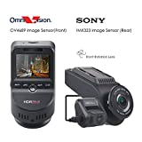 Lifechaser Dual Dash Cam Car Camera 4K UHD WiFi GPS Night Vision 170°