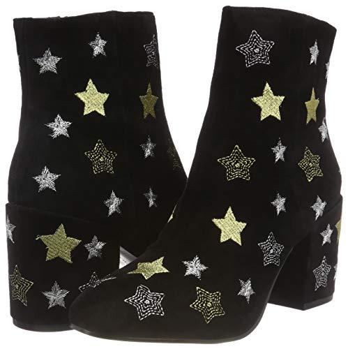 Classiques Stardust Bottes Windsor black Femme Noir Smith 001 R8RtqFw