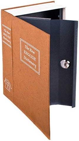 Caja fuerte de libros XL Caja fuerte de libros Buchsafe Caja de dinero en efectivo como maniquí de libro: Amazon.es: Oficina y papelería