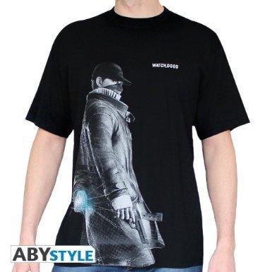 WATCH DOGS T-shirt Aiden (XL)