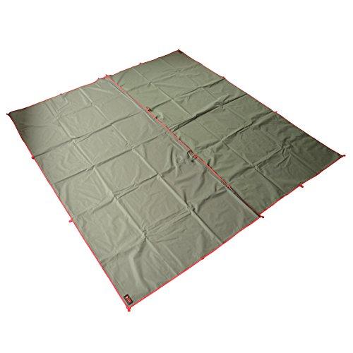 完璧ミシンかんたんOregonian Camper WATERPROOF LINING SHEET オレゴニアン?キャンパー 防水ライニングシート フォレスト [270×270cm]70CA702