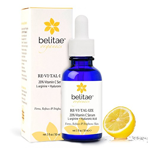 Vitamin C Serum for Face with Hyaluronic Acid. 20% Vitamin C. Best Anti Aging Serum That Helps Repair Sun Damage, Fade Age Spots, Smooth Wrinkles & Fine Lines. Discover the Secret to Radiant Skin!