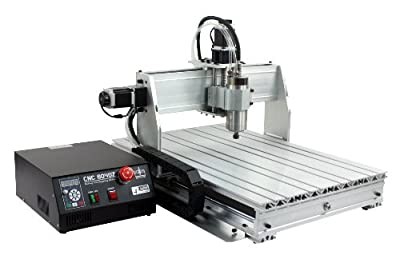 SUNSG CNC 6040Z-4S 4th axis engraving machine with 1500W spindle, four axis cnc6040 engraver with rotary axis for 3d cnc,good!