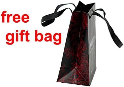 Taport® Licorne Rose Bande de cuir montre à quartz E4+ Gratuit batterie de rechange + Sac Cadeau Gratuit