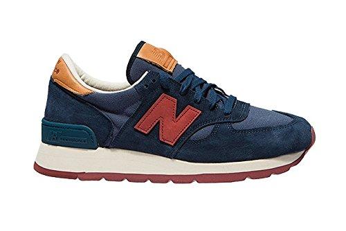 New Balance Balance Balance New BalanceM990DSA, Distinct Weekend 990, Herren, Blau Orange, M990DSA Herren fb86ad