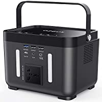 AZEUS Portable Power Station, 178Wh/250W...