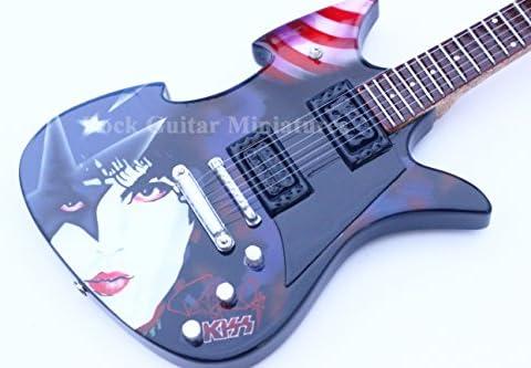 RGM153 Kiss Guitarra en miñatura: Amazon.es: Electrónica