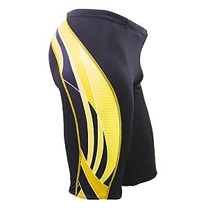 Adoretex Boy's/Men's Side Wings Swim Jammer Swimsuit