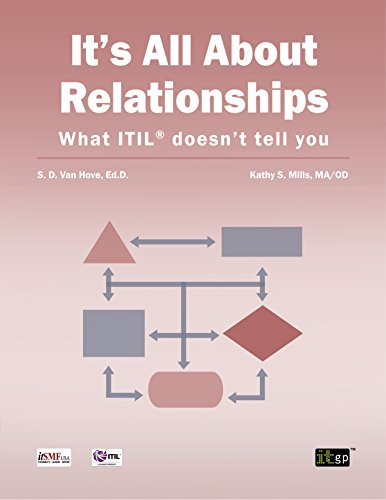 It's All About Relationships: What ITIL Doesn't Tell You