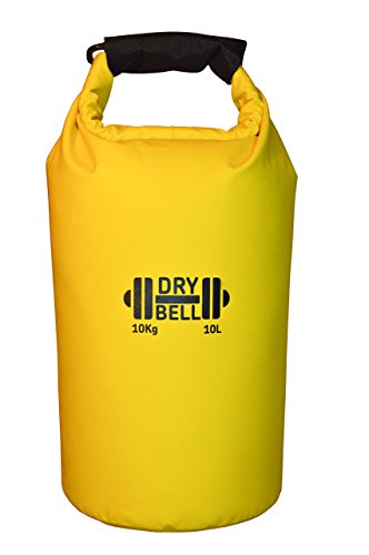 Heavy Duty Dry Bag Dumbbell ''DryBell'' Waterproof Bag - Sand / Water Weight by Mokan
