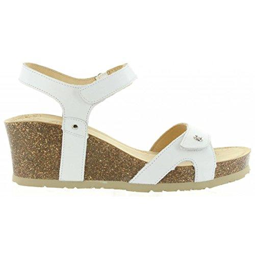 Sandalen/Sandaletten, farbe Wei� , marke PANAMA JACK, modell Sandalen/Sandaletten PANAMA JACK JULIA BASICS B4 Wei� Weiß