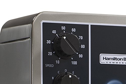 Hamilton Beach Commercial HMD900  Mix 'N Chill Programmable Drink Mixer, 25.78'' Height, 9.15'' Width, 10.14'' Length, Grey by Hamilton Beach (Image #2)