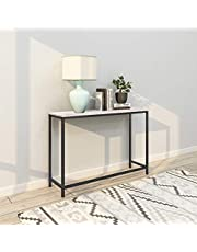 Sofa Tables End Table Computer Desk Coffee Snack Console Tables for Living Room Or Corridor Hallway