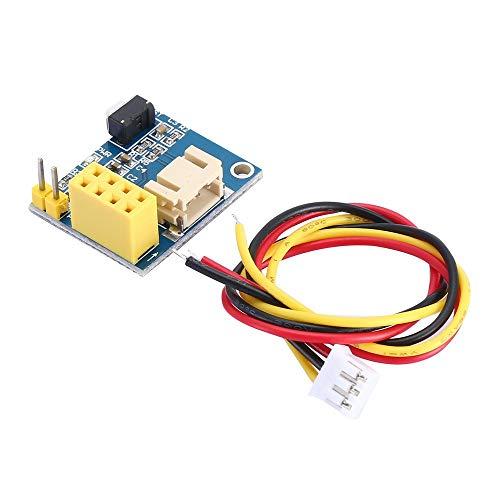 - Manakayla ESP8266 ESP-01 ESP-01S WS2812 RGB LED Light Controller Module for IDE WS2812 Blue