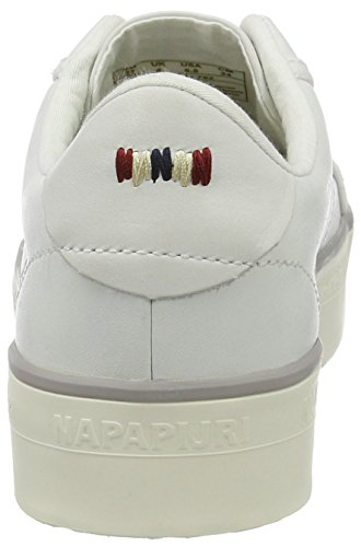 Napapijri Astrid - Zapatillas Mujer Blanco (Bright White)