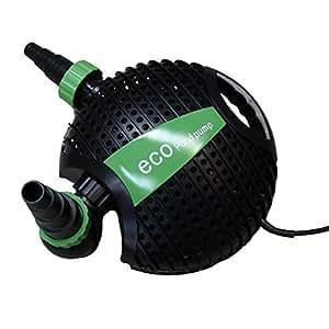 Estanque King Eco Bomba para Estanque (a partir de 3200L/h para filtro, de arroyo, Koi y jardín estanque