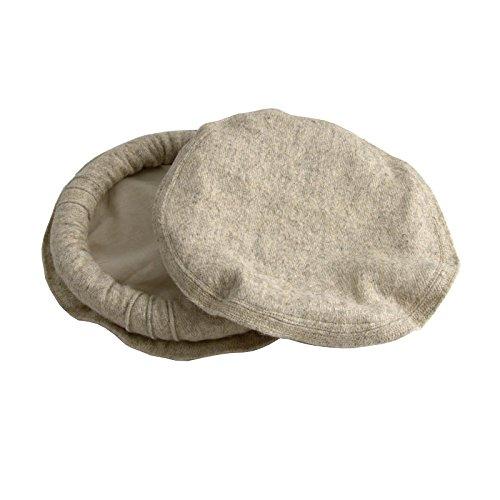 Afghan Pakul Chitrali 100% Wool Cap Pakol Peshawari Handmade Fine Quality  Hat (Off-White) - Buy Online in UAE.  c43a89390fb