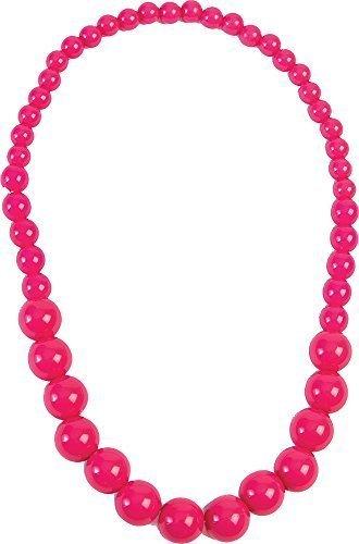 c5cd13ebe985 Adultos 1950 de la fiesta de disfraces accesorios Pop Art rosa ...