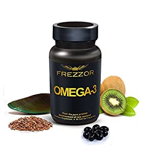 Frezzor Omega-3 Black Dietary Supplement