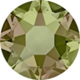 2000, 2038 & 2078 Swarovski Flatback Crystals Hotfix Crystal Luminous Green | SS16 (3.9mm) - Pack of 1440 (Wholesale) | Small & Wholesale Packs | Free Delivery