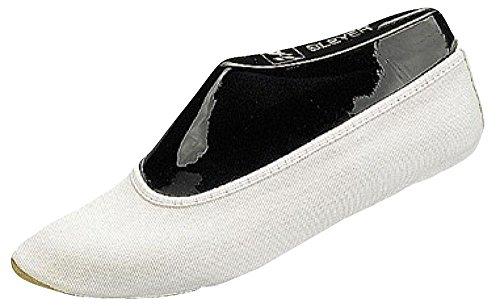 Sport 2000gymnastique chaussures enfants, noir, Synthétique. Taille 39