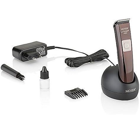 Moser LI Pro 2 Mini - Cortapelos: Amazon.es: Salud y cuidado personal