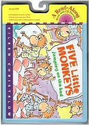 Five Little Monkeys Jumping on the Bed Book & CD Publisher: Sandpiper; Pap/Com edition pdf