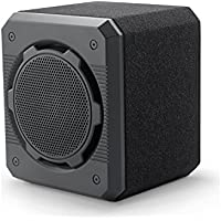 JL Audio CS110G-W6v3 10 Sealed ProWedgeTM enclosure with one 10 W6v3 subwoofer
