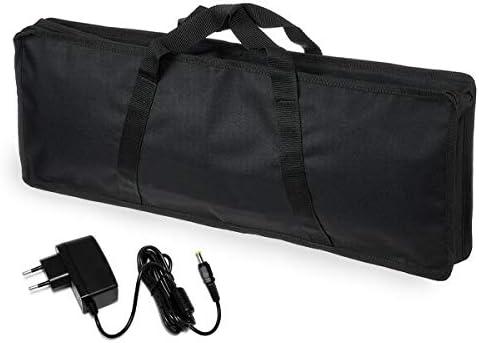 Estuche para teclado Casio SA con fuente de alimentación ffalstaff ®