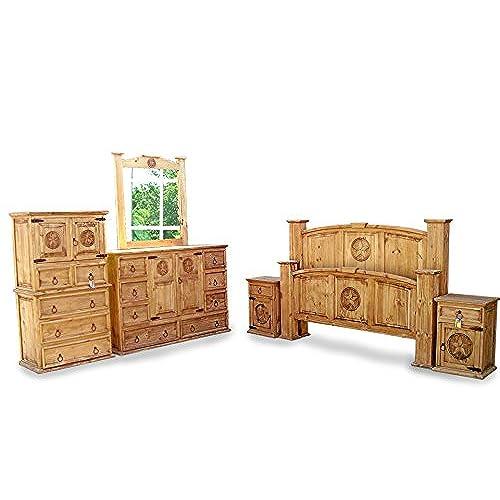 Rustic Bedroom Furniture: Amazon.com