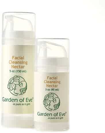 Of eve skin care facial cleansing nectar theme simply