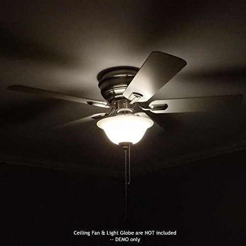 Led Ceiling Lights Usa : Top best led ceiling fan light kits reviews