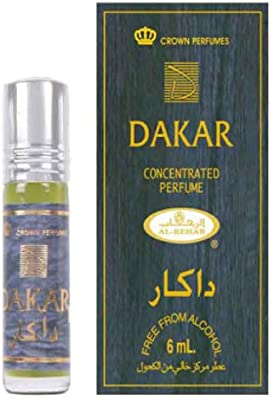 Dakar [6 ml Perfume Oil