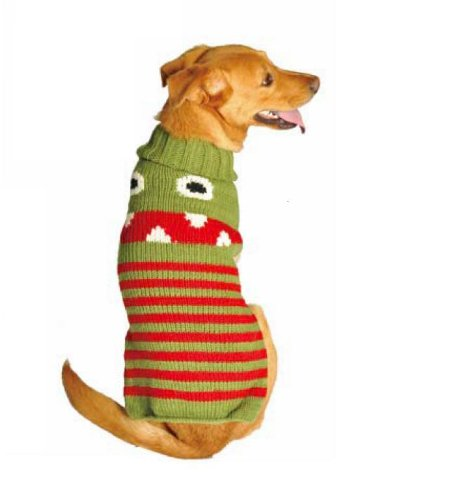 - Chilly Dog Little Monster Dog Sweater, X-Small