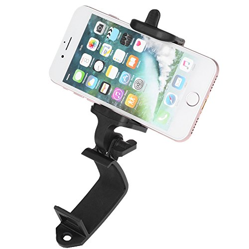 mote Controller Holder Premium Tablet Phone Mount Durable Mobile Phone Bracket, Suitable for DJI SPARK and MAVIC PRO, Black (Practical Notes)