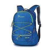 MOUNTAINTOP Kinderrucksack Kleiner Tagesrucksack Schulrucksack Kindertasche für Mädchen Jungen, 29 x 15 x 38cm