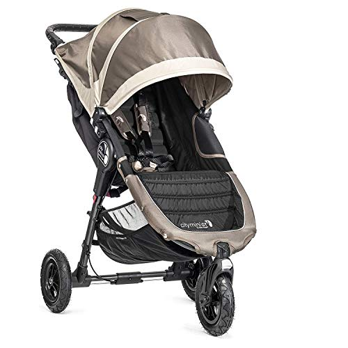 - Baby Jogger 2014 City Mini GT Single Stroller, Sand/Stone